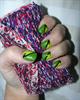 Zöld csillámos :)