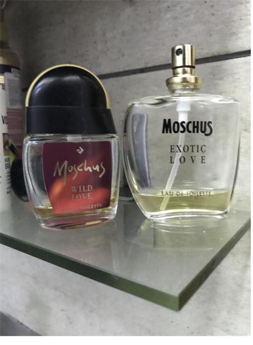 Love oil perfume wild moschus moschus magic