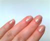Nude glitter
