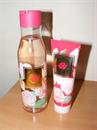 Oriflame Floral Embrace Kézkrém + Tusolózselé szett
