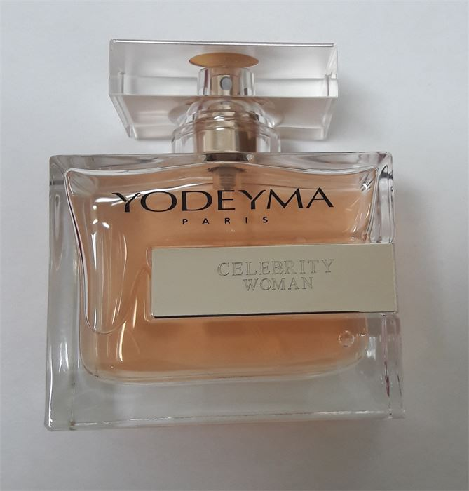 Yodeyma Celebrity Woman EDP (LVEB) fújós