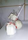Ajándék vásárlás mellé - Fürdőgolyók levendula és citromfű illattal