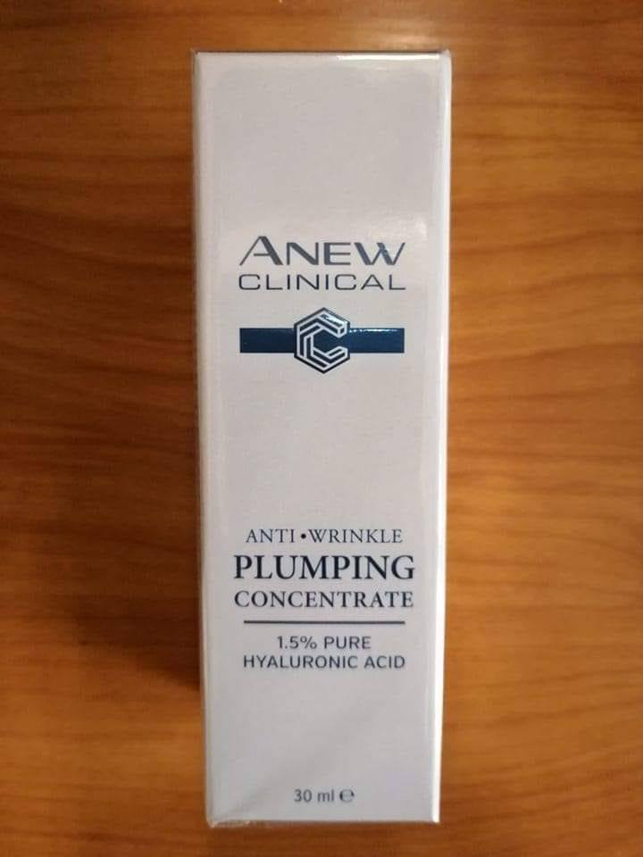 Eladó: Avon Anew Clinical Anti-Wrinkle Plumping Concentrate