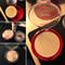 Bourjois Healthy Mix Púder 01Vanilla + Essence mosaic compact powder