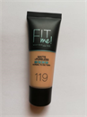 CSERE IS! Maybelline Fit Me Matte & Poreless Foundation