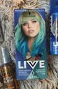 Schwarzkopf Live Ultra Brights or Pastel Hajszínező - Turquoise Temptation 096