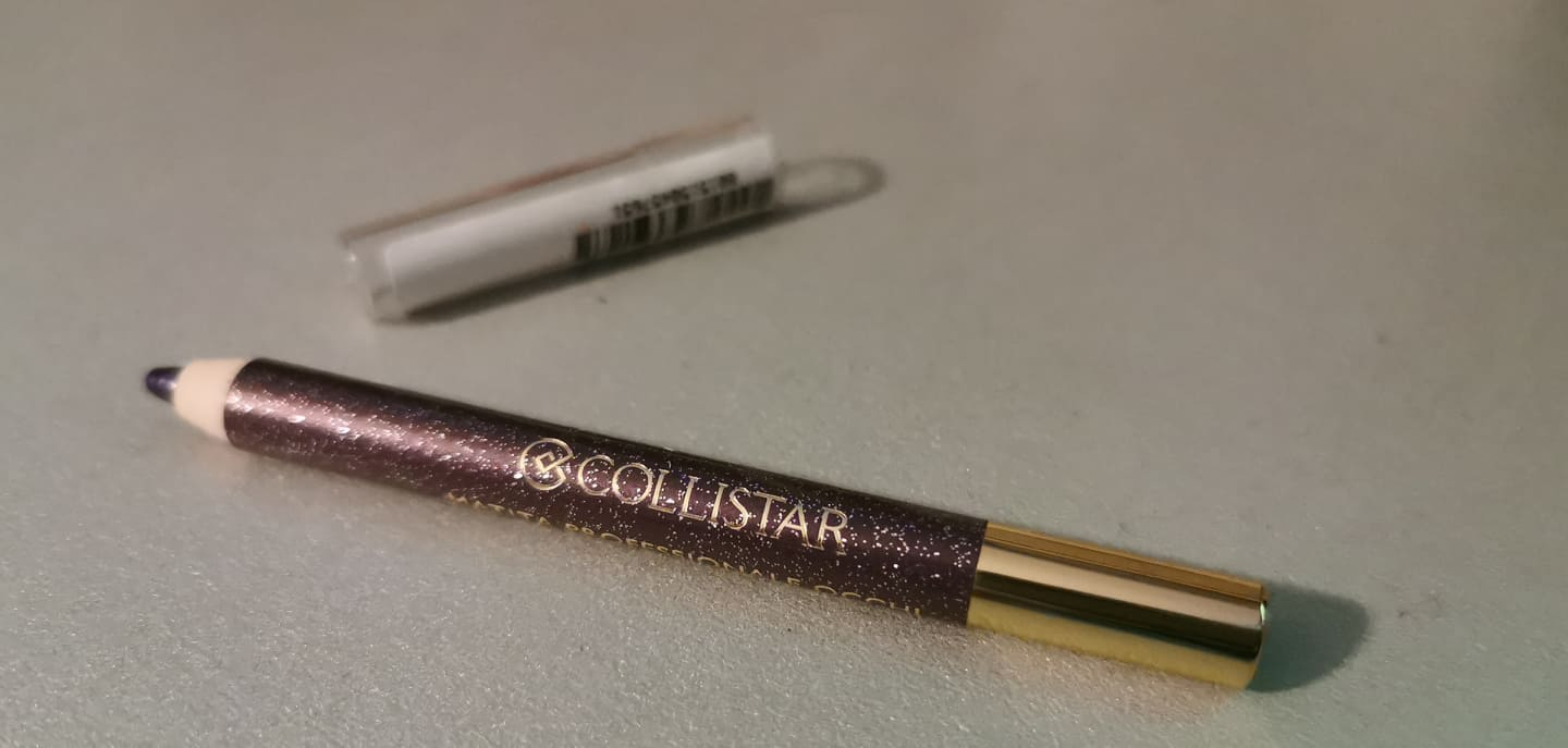 Collistar Design Eye Pencil 15 viola glitter