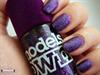 Models Own Velvet Goth - 177 Amethyst
