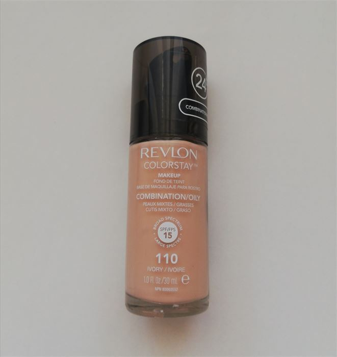 Revlon Colorstay Alapozó SPF15 - Combination/Oily