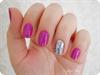 L'Oreal 828 Flashing Lilac (ja, hogy ez félmatt?)