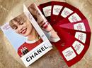 Chanel Rouge Coco Bloom gyári rúzsminta