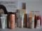 Shiseido termékekből összeállított próbacsomag