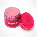KERESEM! Jeffree Star Cosmetics Chocolate Covered Strawberry Velour Lip Scrub