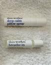 új mini This Works Deep Sleep Pillow Spray + breathe in