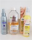 Kozmetikum csomag: szőkítő spray, volumen spray, micellás víz