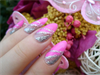 Pink Sparkly
