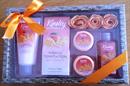 Kinsley Cosmetics Mango illatú ajándék szett