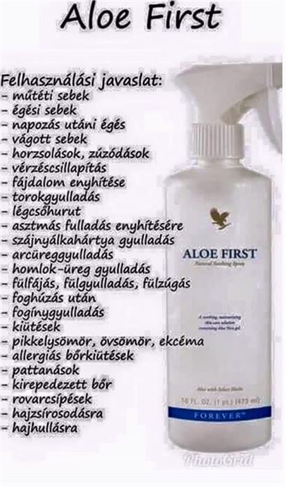 FLP Aloe First Natural Soothing Spray