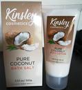 Kinsley Cosmetics Pure Coconut Body lotion & Bath salt