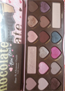 Too Faced Chocolate Bon Bons Eye Shadow Collection