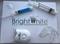 BrightWhite Otthoni Fogfehérítő Szett Ajándék 3in1 2 komponensű fogtisztító és fogfehérítő hab