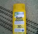 300Ft- ÚJ Sun Ozon Naptej SPF 30,50ml mini