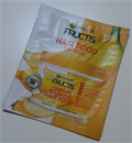 Garnier Fructis Banana Hair Food 3in1 Hajmaszk 10 ml