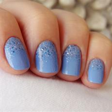 Kék-Csillámos