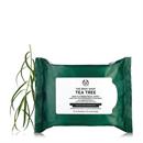 *KERESEM!* TBS The Body Shop Tea Tree Cleansing Wipes Teafaolajos Arctisztító Kendő