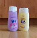 Mini B.U. In Action Lemon & Vanilla és Bodystories Abyssinian Oil & Orchid Extract Krémtusfürdő