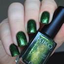 Kiko Körömlakk Nr 533 Pearly Golden Green