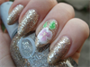 Orly - Halo with flower