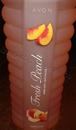 Avon Habfürdő Friss Őszibarack Illattal 1000 ml