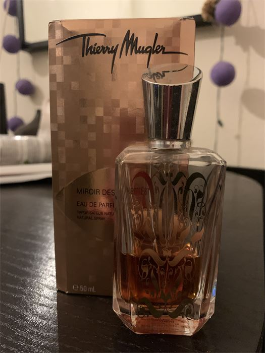 Thierry Mugler Mirror Mirror Collection Miroir Des Majestes EDP