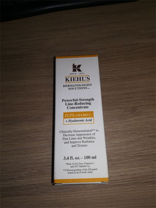 Kiehl's Powerful-Strength Line-Reducing Concentrate 12,5% Vitamin C 100 ml