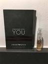 Emporio Armani Stronger With You EDT 1.2 ml Spray Sample