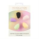 Revolution mini smink szivacs/beautyblender készlet - új, bontatlan