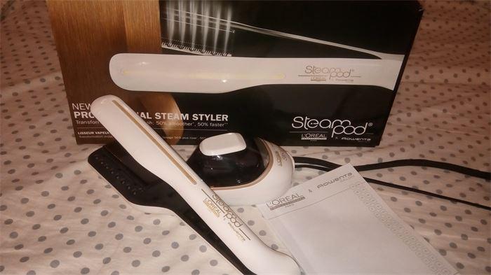 Eladó  L Oréal Steampod 2.0 Hajvasaló 66421eb33f