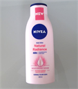 Nivea Body Lotion Natural Radiance Testápoló
