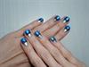 Ezüst-kék