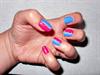 Kék & pink
