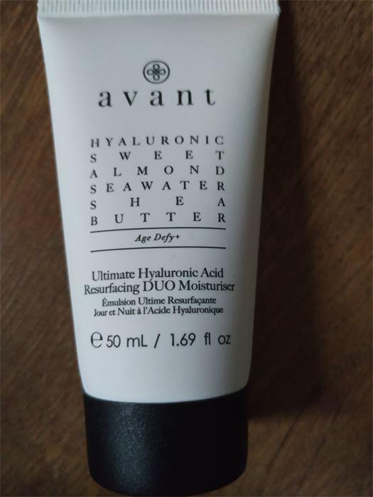 Eladó: Avant Ultimate Hyaluronic Intenzív Hidratáló..