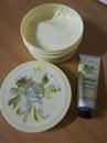 The Body Shop Moringa Testvaj és kézkrém