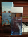 Dolce & Gabbana Light Blue Love In Capri for Women