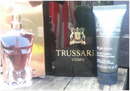Jean Paul Gaultier La male essence+Trussardi Uomo+ajándék csomagban