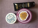 The Body Shop Passiógyümölcsös Testvaj, Tibolina, Helia-D kézkrém