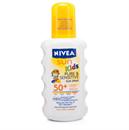 Nivea sun kids pure and sensitive spray 50+