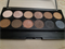 600 Ft Makeup Academy 12 Shade Undressed Palette