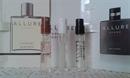 3-féle Chanel Allure Homme gyári minta