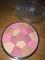 NYC Color Wheel Mosaic Púder
